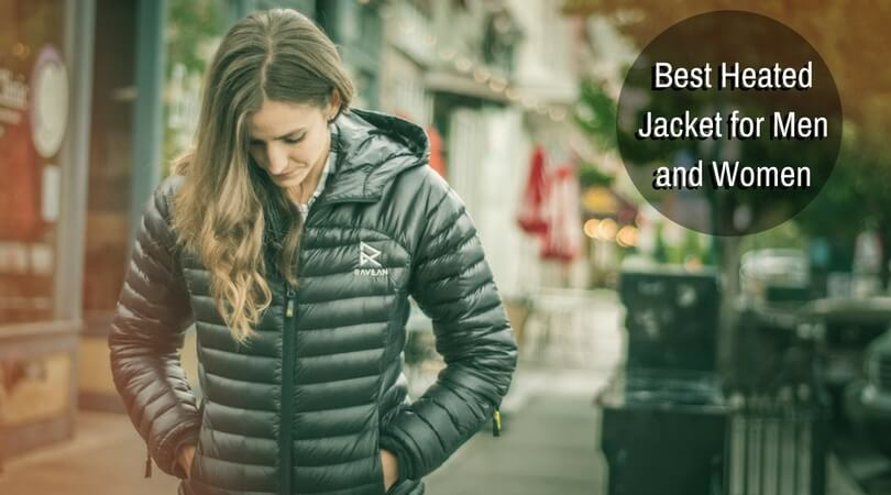 Best Heated Jacket for Men and Women Reviews of 2017