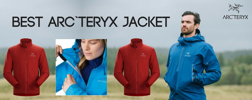 BEST ARC`TERYX JACKET