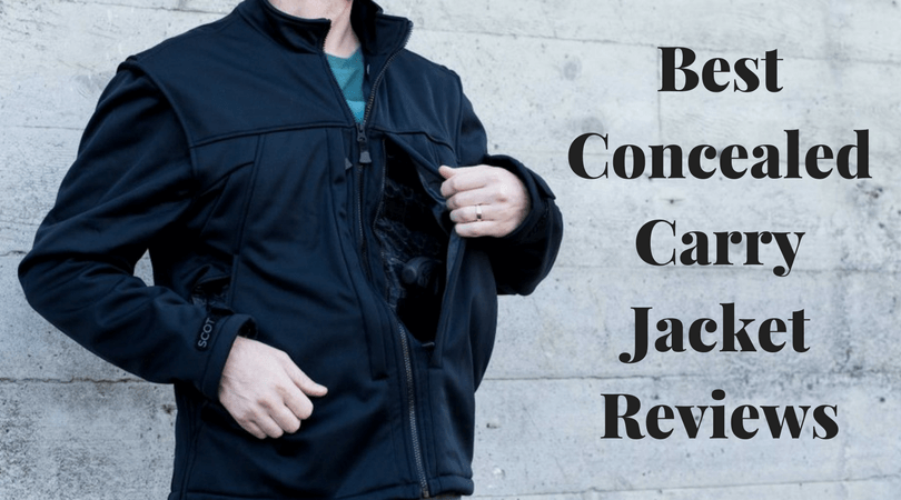 Best Concealed Carry Jacket Reviews