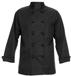 Chef Apparel Chef Coat-Easy-Care Twill